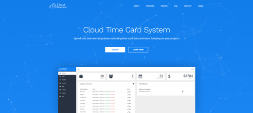 Hi everyone we are new to ogoing cloud time cards is a saas time cloud time cards is a saas time card service for small businesses and subcontractors needing a better way in collecting employee time colourmoves