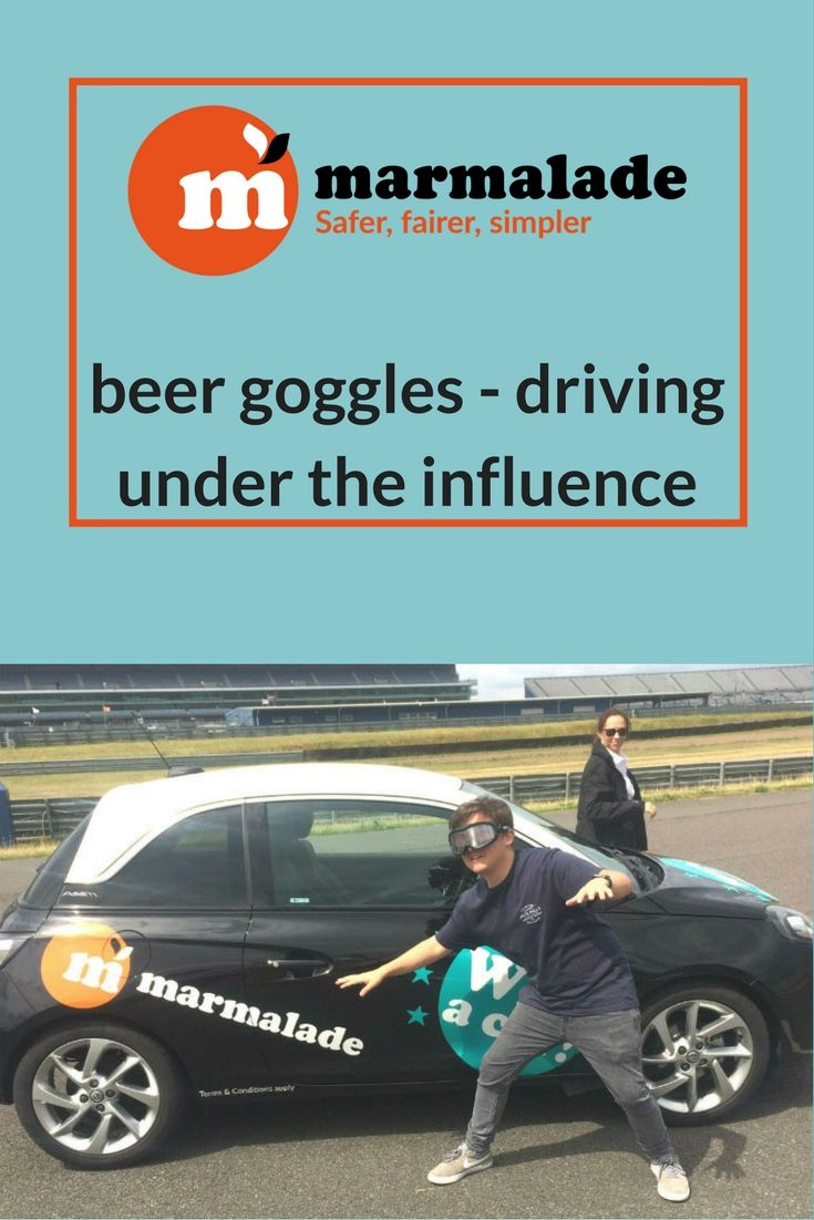 Beer Goggles Driving Under The Influence What Happens When You