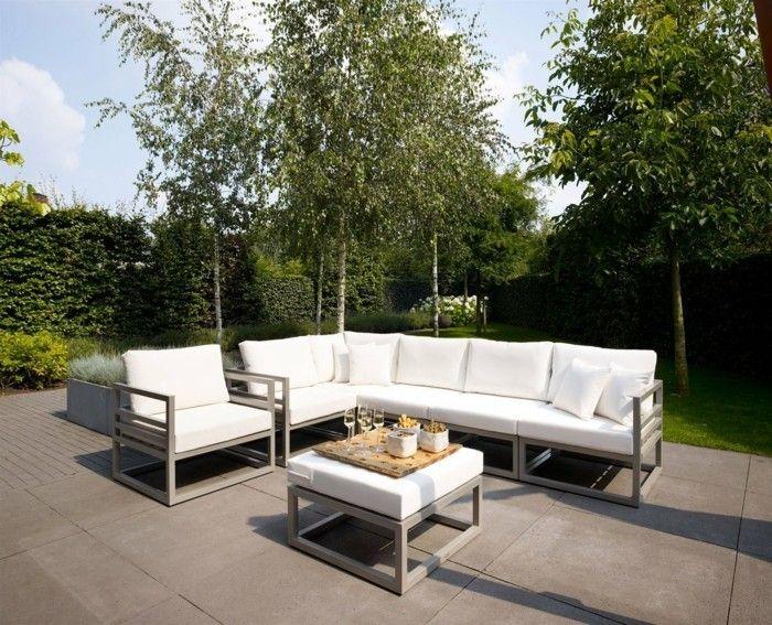 gartenmöbel ideen lounge   Gartenlounge Pasith   Pinterest ...