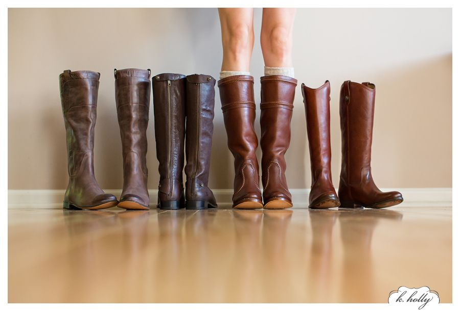 Definitely adding Frye's Melissa Button boot to Xmas list ... (far right in
