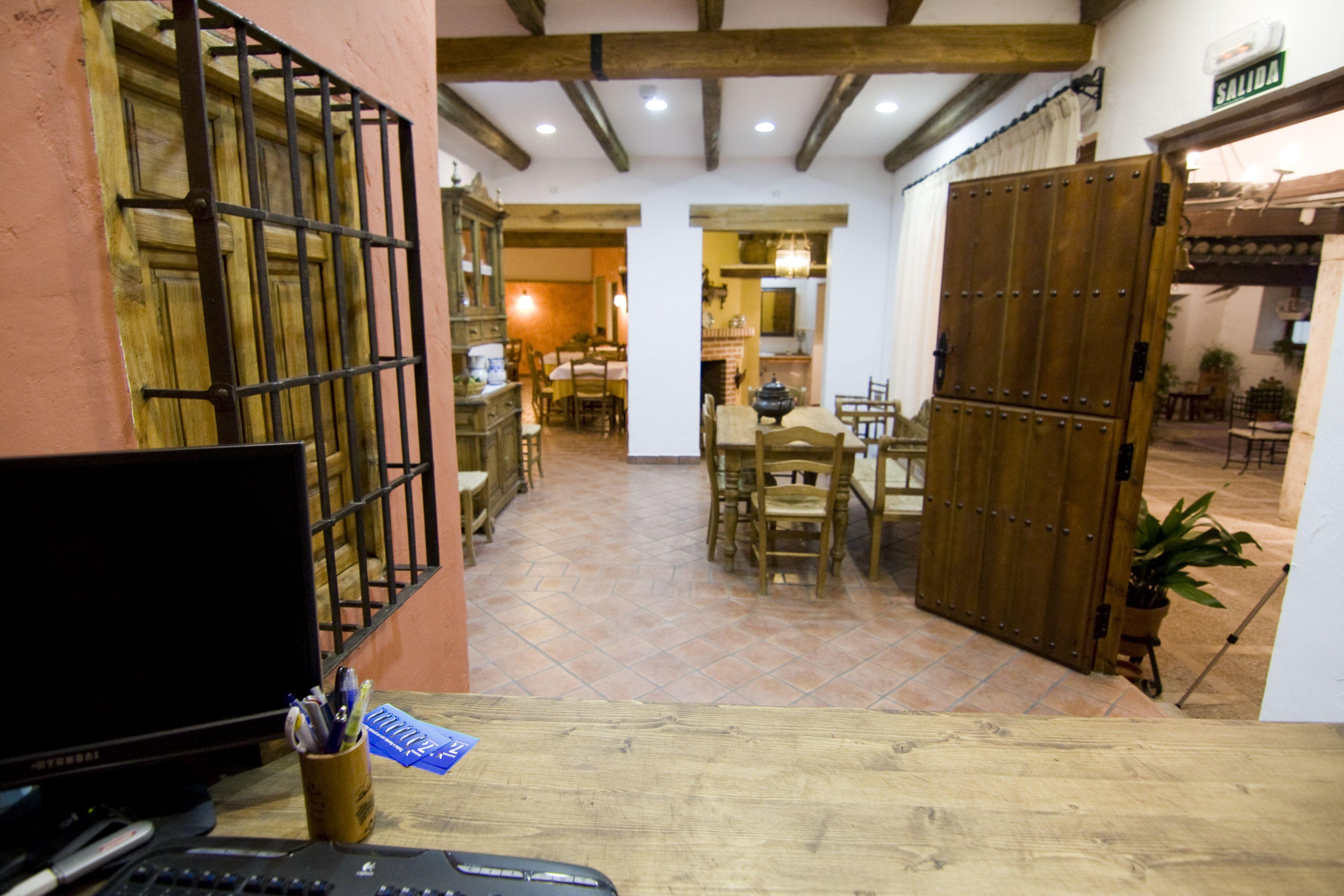 Recepción Casas Rurales Muebles De Exterior Camas Supletorias