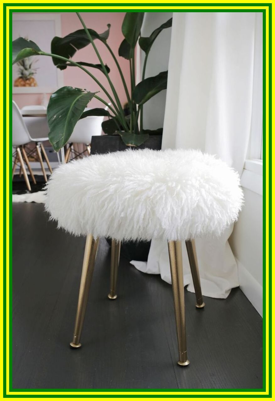 63 reference of fuzzy desk chair white in 2020 Diy home