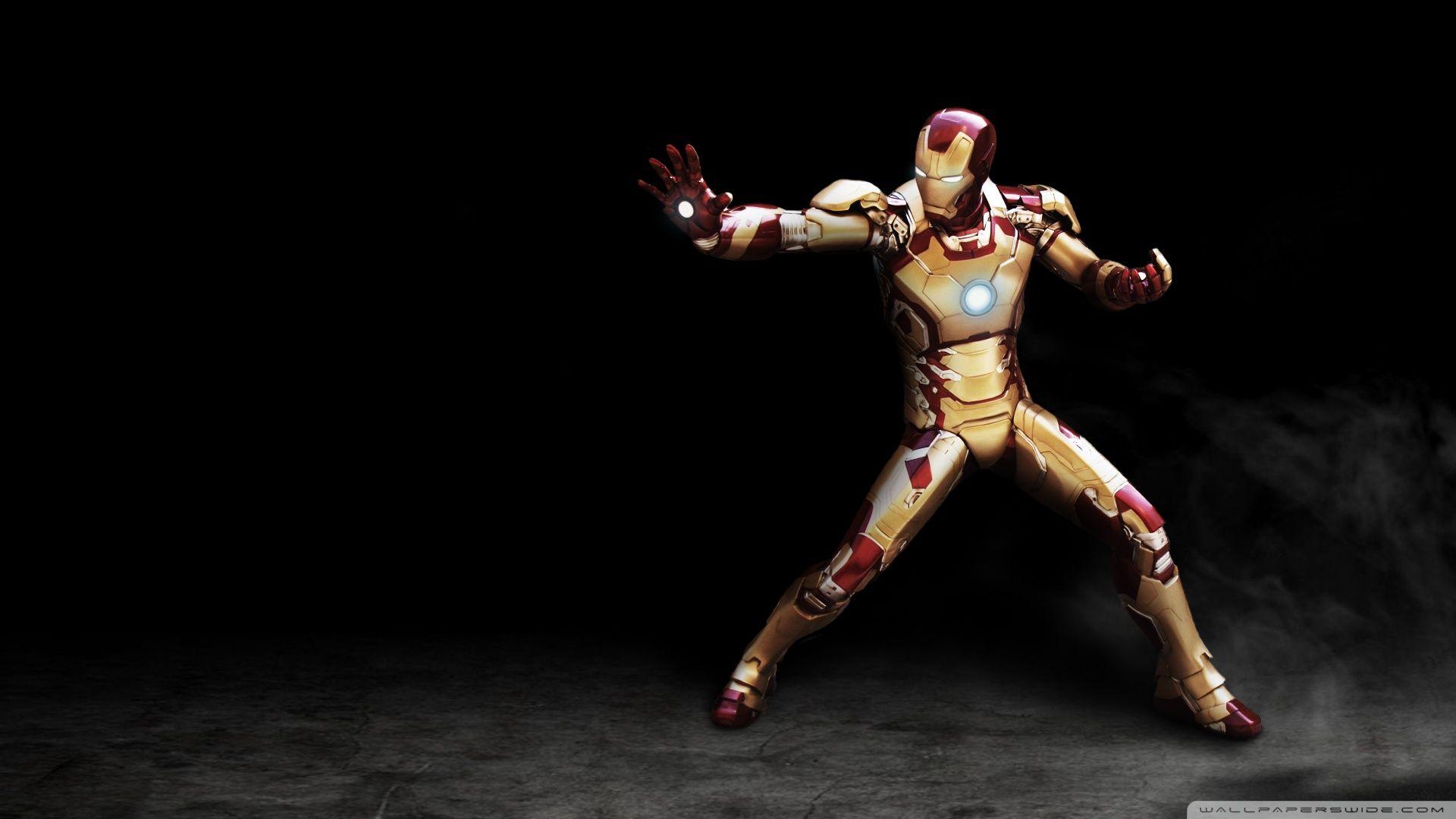 Hd wallpaper man - Iron Man Hd Desktop Wallpaper Widescreen High Definition