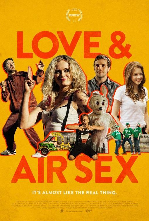 Love & Air Sex Movie Poster