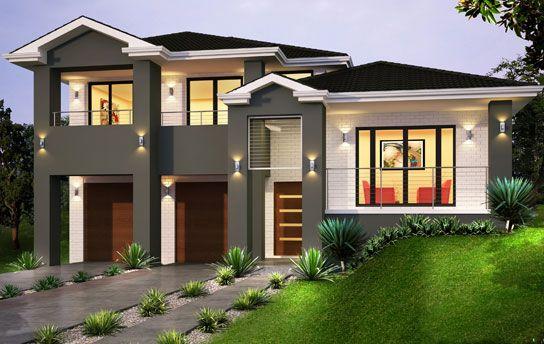 Exceptionnel House · Split Home Designs ...