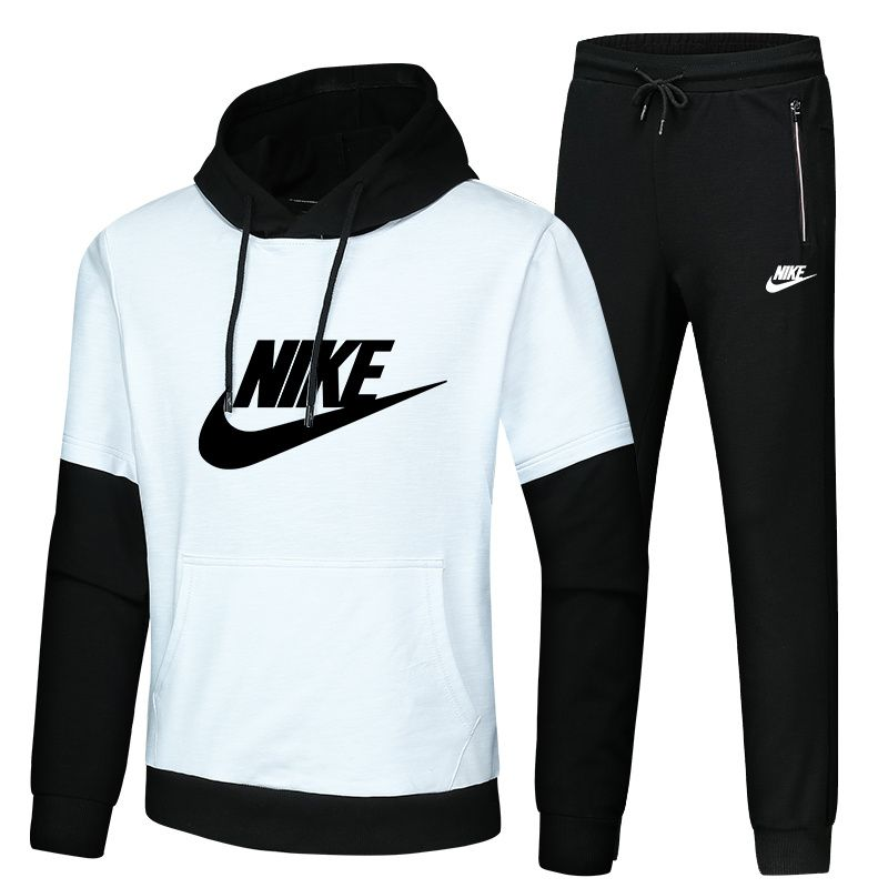 2018 Popular Nike Mens T Shirt Sport Tee Hoodies Suit L 5XL