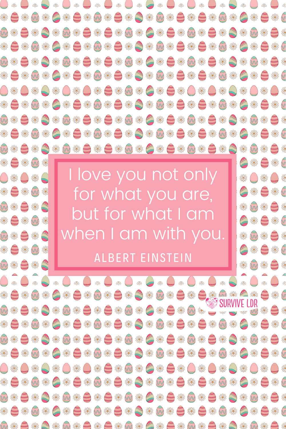 I love you not only for what you are, but for what I am when I am with you. Albert Einstein Visit our website for more gifts, tips and quotes. surviveldr.com #longdistancelovers #ldrlove #ldrrelationship #longdistancequotes #surviveldr #couples #ldrlovers #survivingthedistance #longdistancerelationship #LDRlove #LDRqualitytime #LDRinspirationaltips #LDRtips