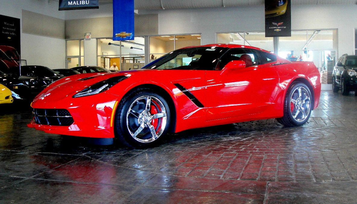 Pin by roger picou on candy apple red Corvette Corvette