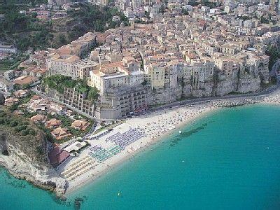 Tropea Vibo Valentia Calabria Italy Kalabrien Italien Orte