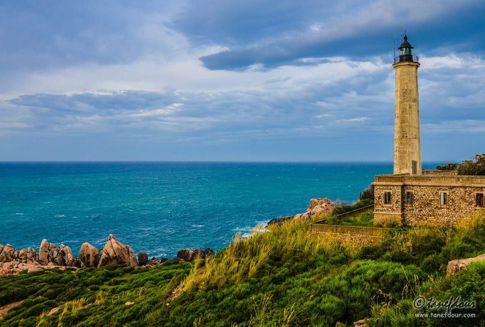 Le Phare Du Cap Sigli Algeria Natural Landmarks Tower Photo