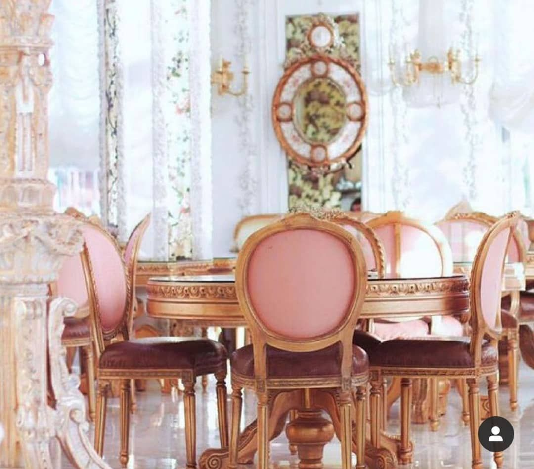 طاوله طعام كلاسيكية حفر خشب زان ل6 اشخاص ب6100 ل8 اشخاص ب8000ريال ل 10 اشخاص ب9950ريال ل12 شخص ب12000ريال Furniture Dining Chairs Home Decor Furniture