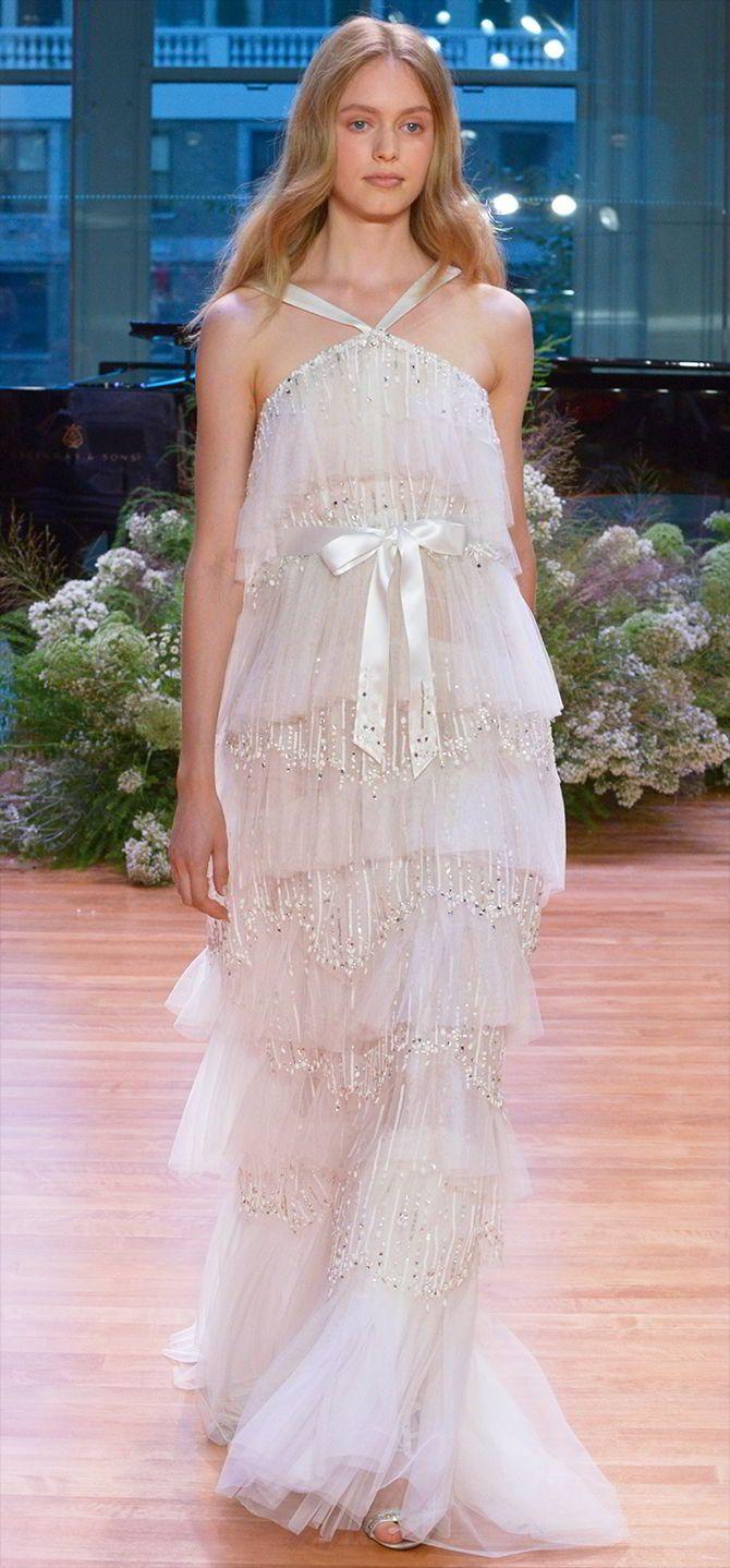 Monique Lhuillier Fall 2017 Wedding Dresses   Monique lhuillier ...
