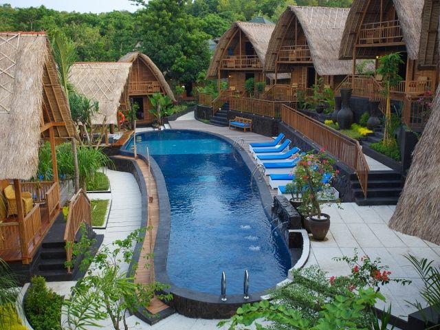 The Valley Resort Hotel Bandung Bali Resort Resort Resort Design
