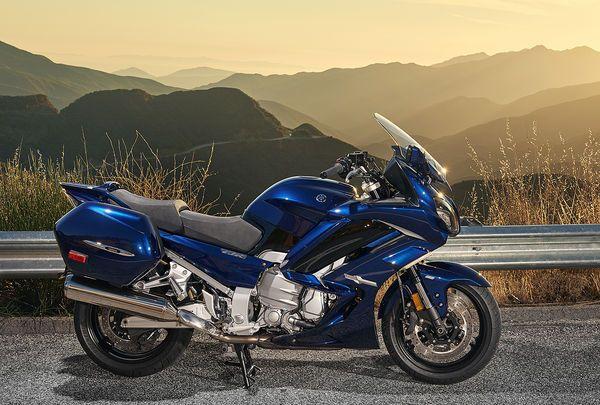 2016 Yamaha Fjr1300 Sport Touring Bikes