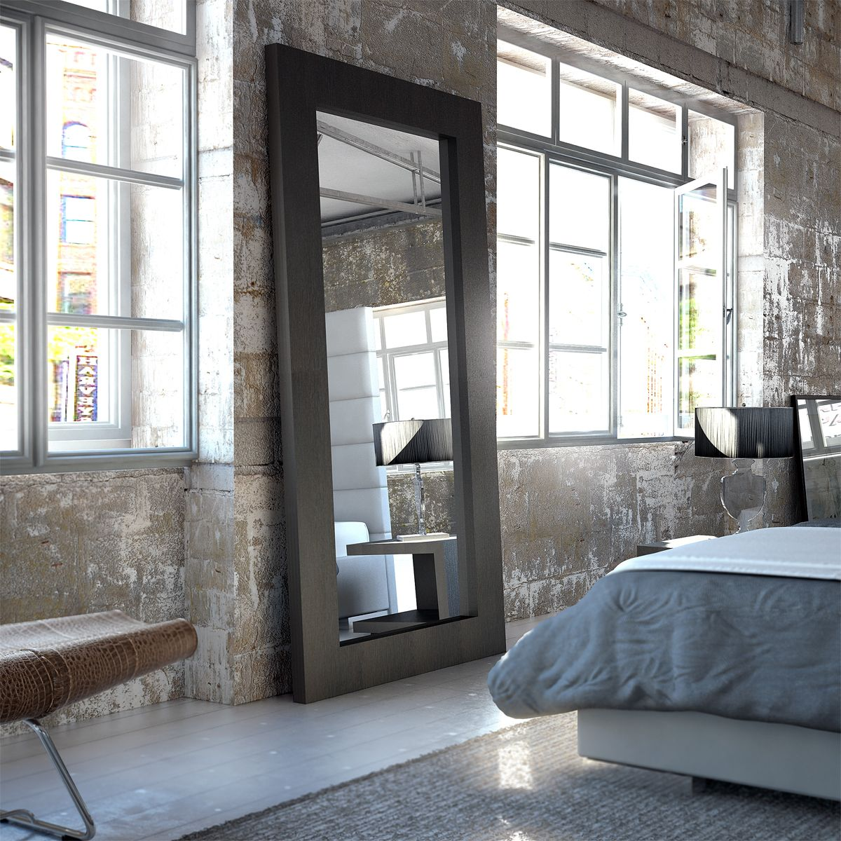 Tall Standing Mirrors. Large Floor Mirrors For Cheap Tall Standing ...