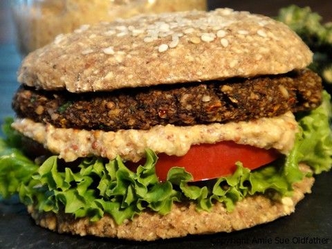Raw nutless veggie burger patties nouveauraw veggie burgers raw food nutless veggie burger patties vegangf forumfinder Image collections