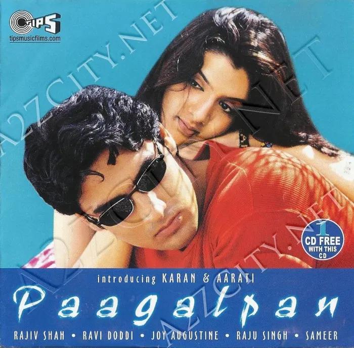 Paagalpan 2001 Flac In 2020 Songs Artist Album Sunidhi Chauhan