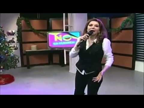 """Show en vivo de Guadalupe Pineda en No lo cuentes """"Tú de que vas"""""""
