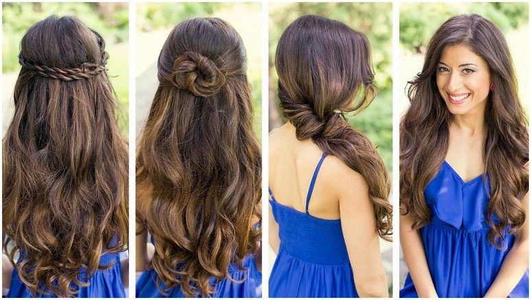 wedding guest hair - Google Search | Hair | Pinterest | Bridesmaid hair