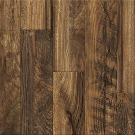 Allen Roth 618In W X 423Ft L Rescued Wood Medley Embossed Wood