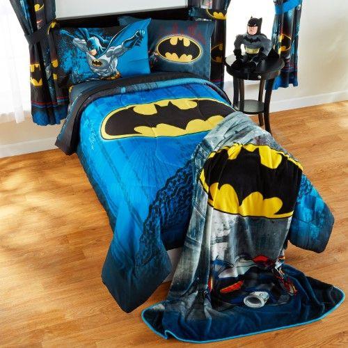 Batman Guardian Sd Twin Comforter, Batman Twin Bedding Set
