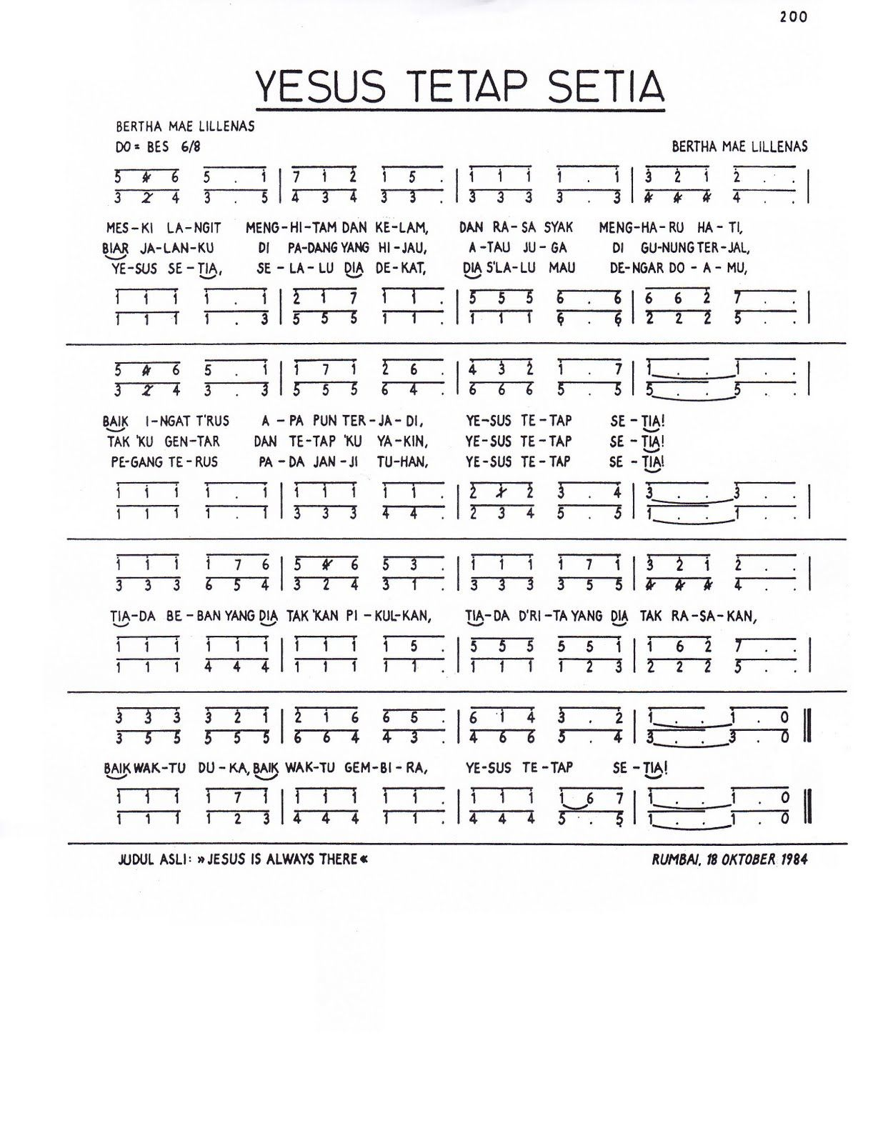 Download Partitur Paduan Suara Gerejawi Lengkap : download, partitur, paduan, suara, gerejawi, lengkap, Family:, Trend, Terbaru, Partitur, Paduan, Suara, Natal