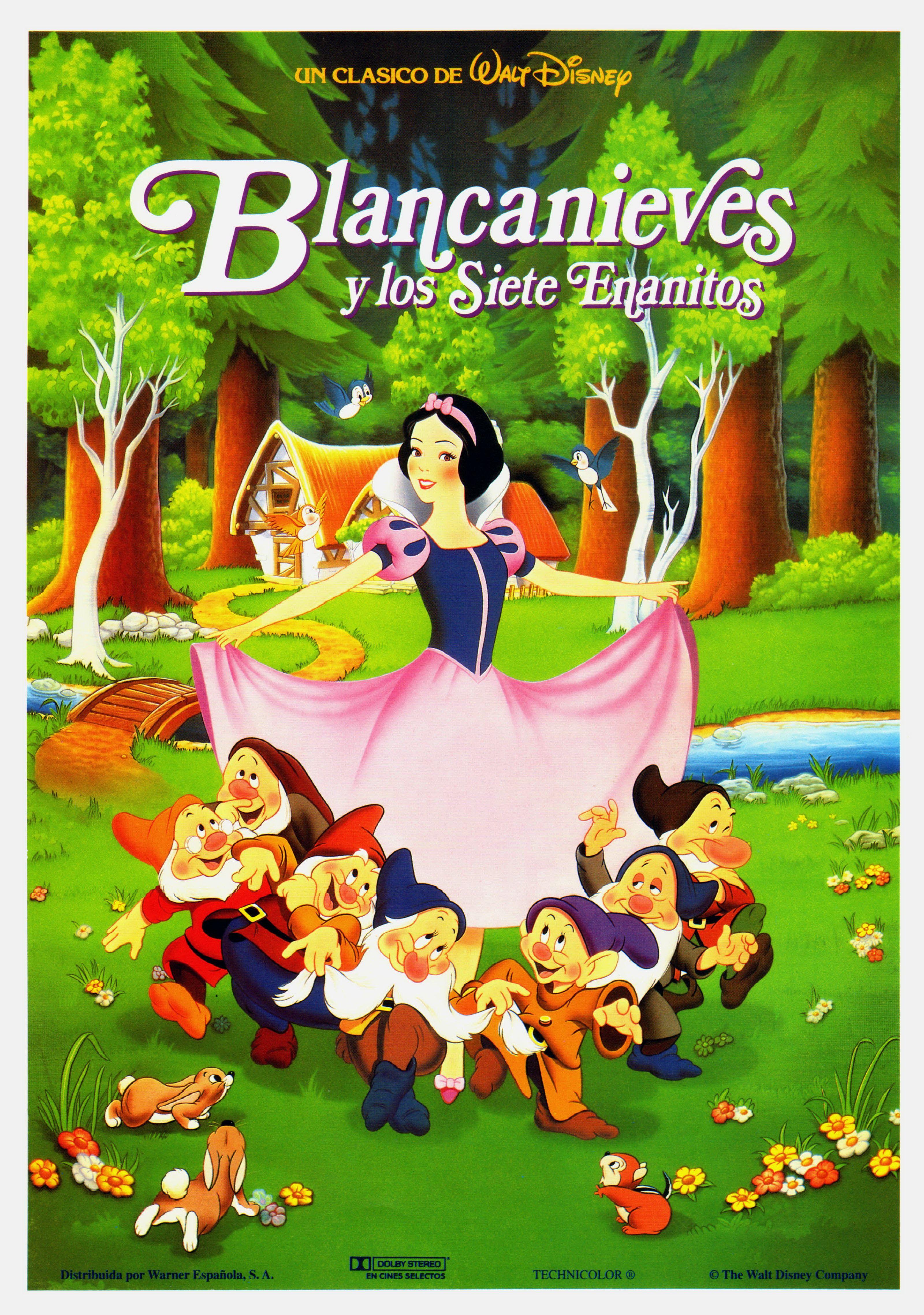 Imagen Blancanieves y los siete enanos (1951)