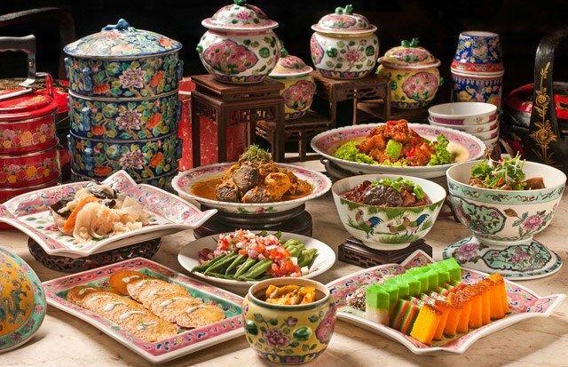 Peranakan Buffet Nyonya Food Chinese Food Buffet Peranakan Food