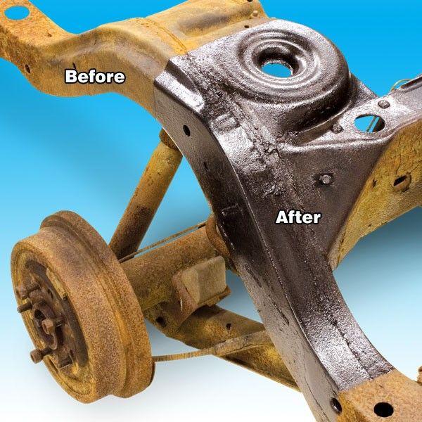 Rust Stopper Eastwood Rust Converter In 2020 Auto Body Work Truck Repair Auto Body Repair