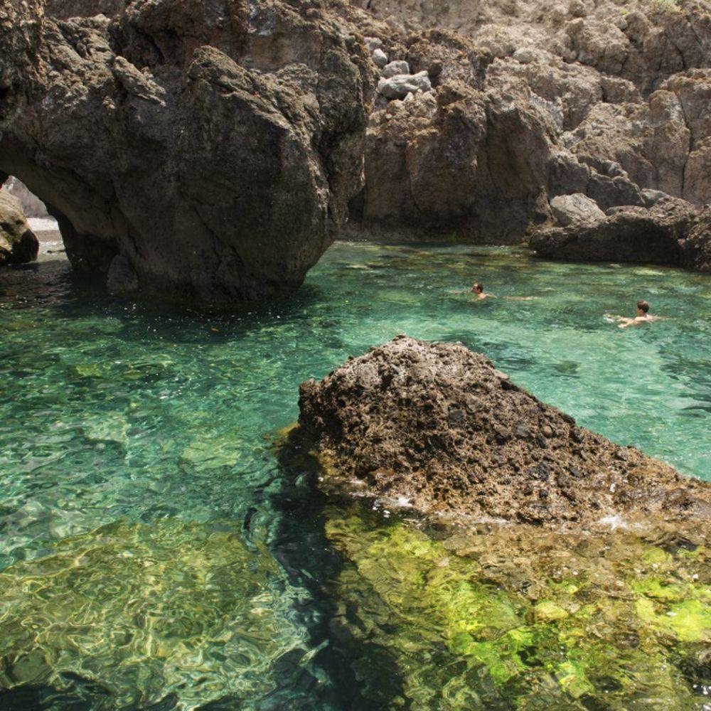 Piscinas naturales tenerife piscinas naturales pinterest - Piscinas 7 islas ...