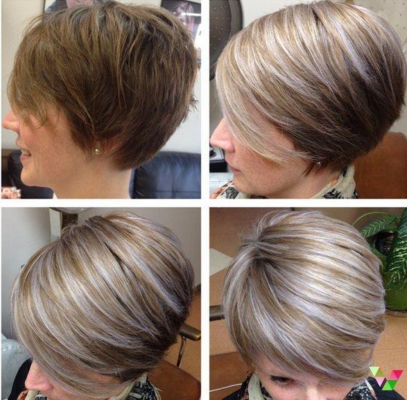 De kleuren voor 2015: Platina, zilver, licht blond… 13 ...