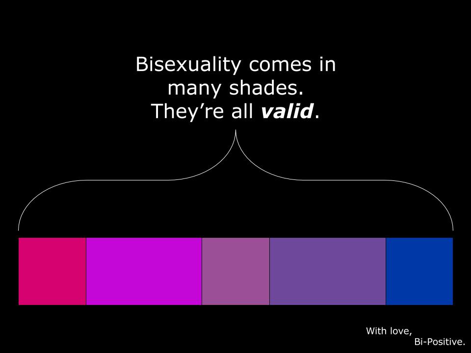 Бисексуалы кто они a