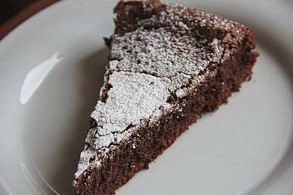 Französischer Schokoladenkuchen von Silvia496   Chefkoch