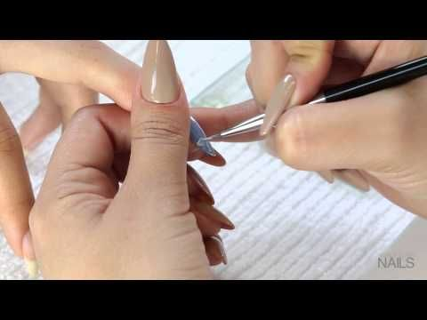 World Class Nails Floral Fantasy Nail Art By Ghenna Gonzalez