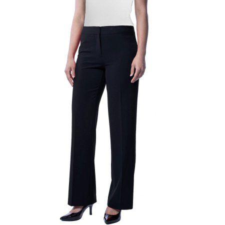 16w black dress pants