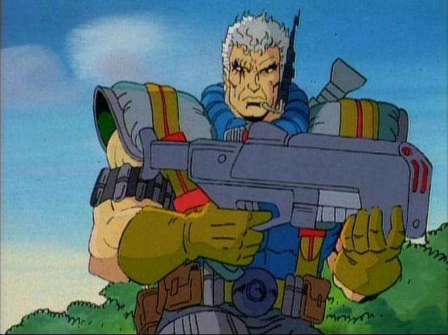 Tv Show Review X Men The Animated Series 90 S X Men Man Vs Animation Series