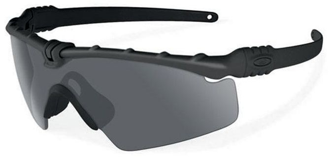 Oakley SI Ballistic M Frame 3.0 with Black Frame and Grey Lens ...