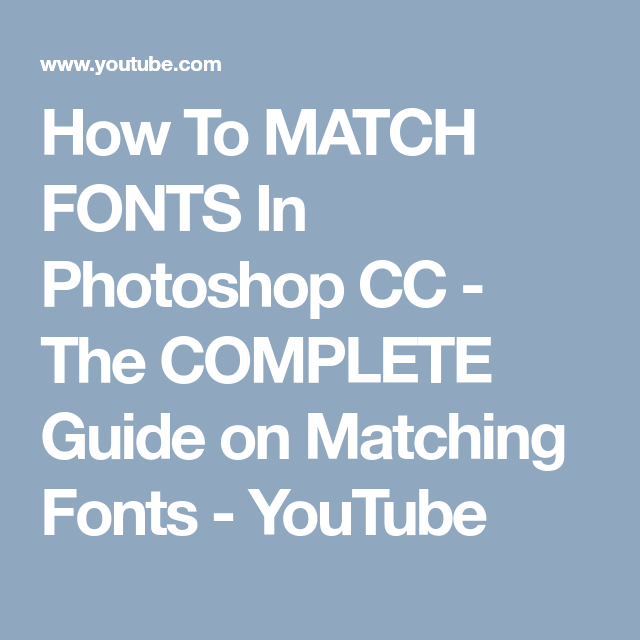 Where to put fonts for photoshop