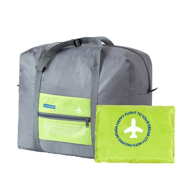 8378142012 Trolley Travel Bag Foldable WaterProof Nylon Travel Bag Unisex Luggage  Travel Duffle Large Capacity Bag Women Folding Handbags