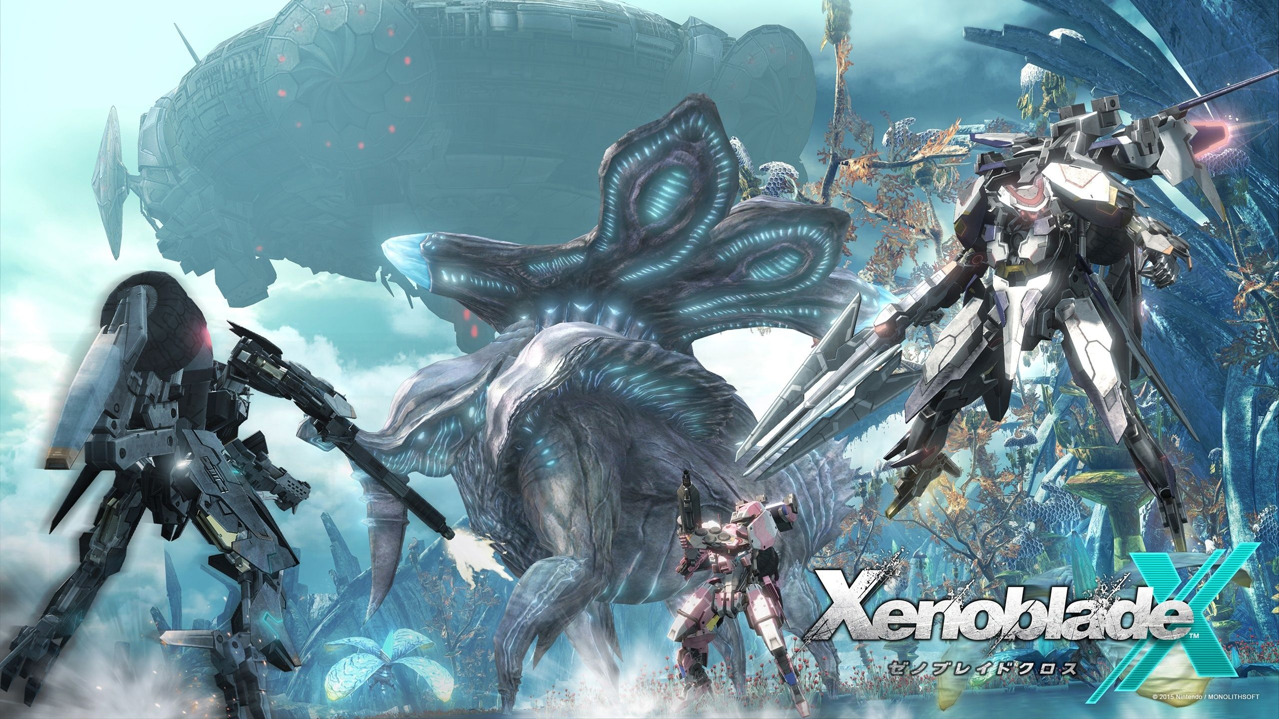 Xenoblade Chronicles X Wallpaper English Google Search Hair Hair