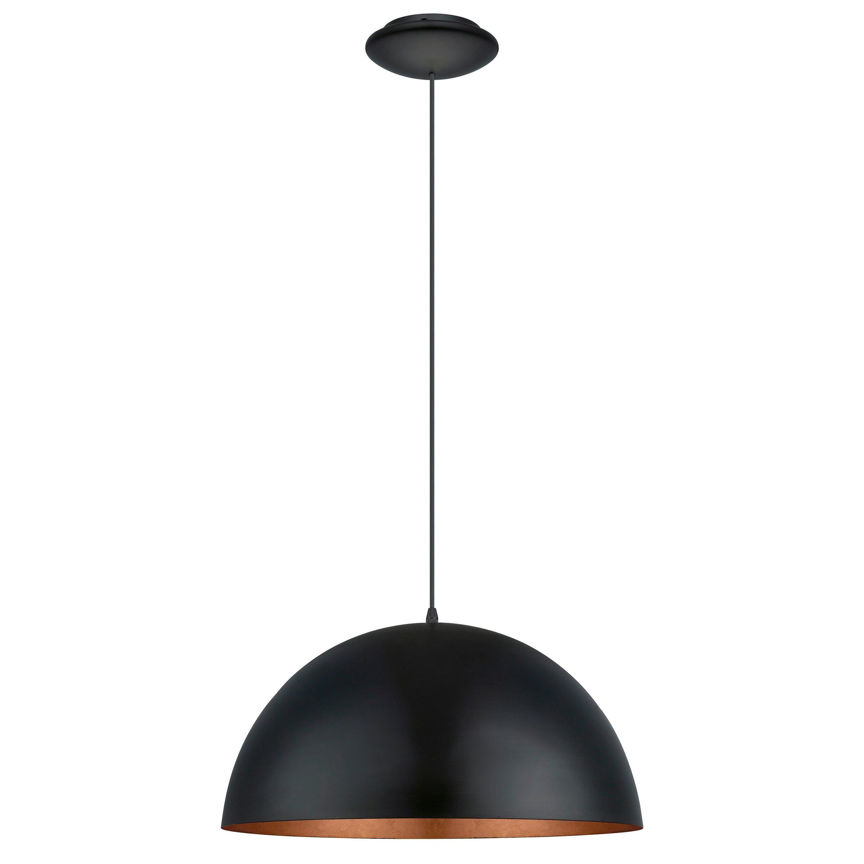 Eglo Hanglamp Ø53 Cm Zwart 照明