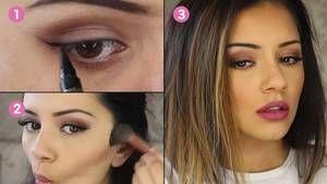 un maquillage pour ressembler à kylie jenner
