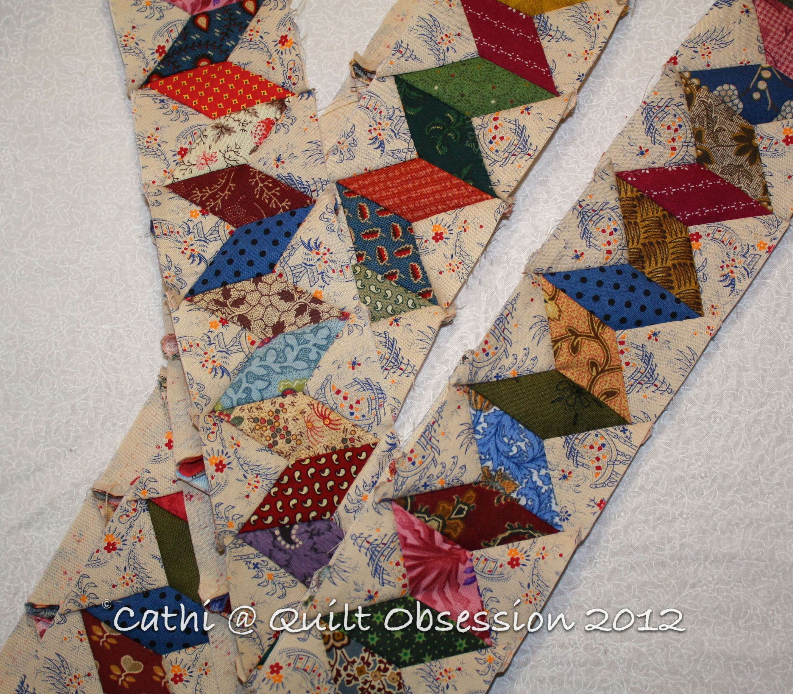 Little Bits of 3 Little Borders | Star quilts, Quilt border and ... : quilt border - Adamdwight.com