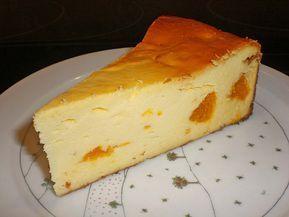 Glutenfreier Käsekuchen ohne Boden #glutenfreierezepte