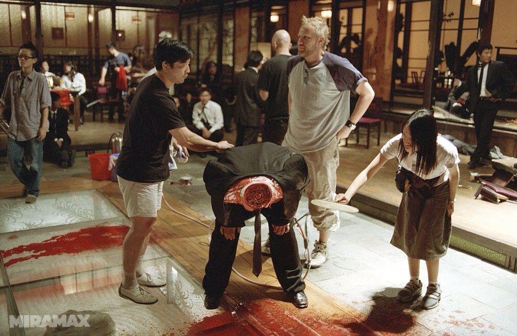 Kill Bill Vol. 1 (2003) #BehindTheScenes