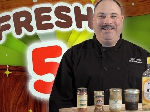 Chef John S Five Fresh Secret Ingredients Food Wishes Chef John Recipes Food Videos