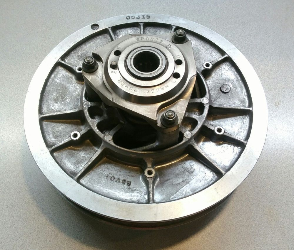 2003 Yamaha RX 1 Mountain Secondary Clutch Driven Pulley Hauck