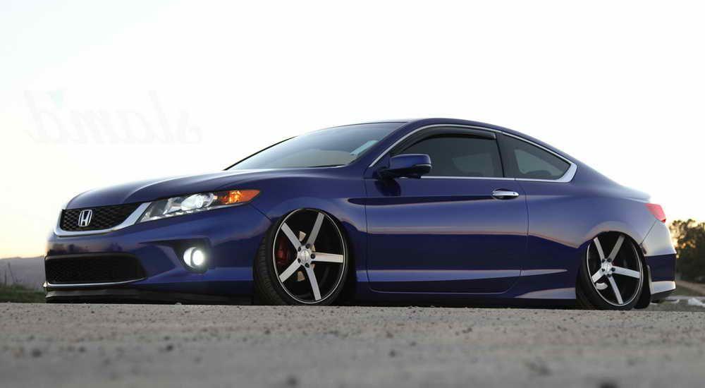 Build Honda Accord 2017