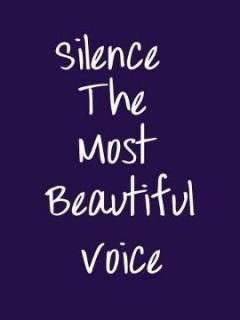 Download Free Silence Mobile Wallpaper Contributed By Mccullough Silence Mobile Wallpape Silence Quotes Inspirational Quotes Wallpapers Funny Quotes Wallpaper