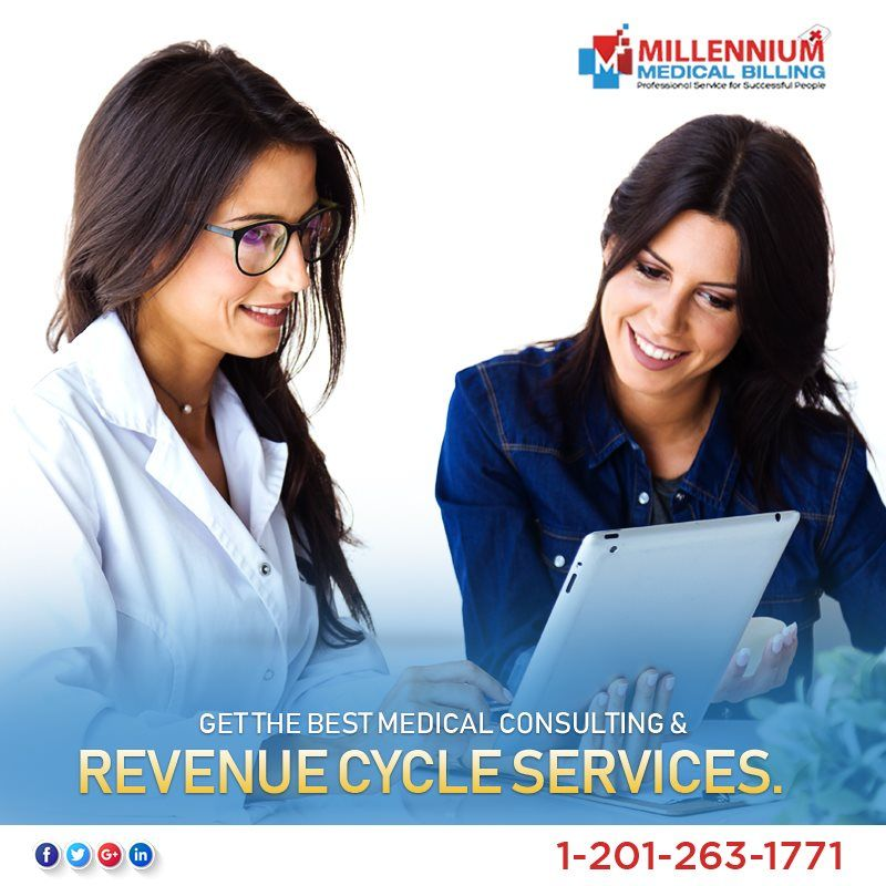 Get The Best Medical Consulting Revenue Cycle Services! in